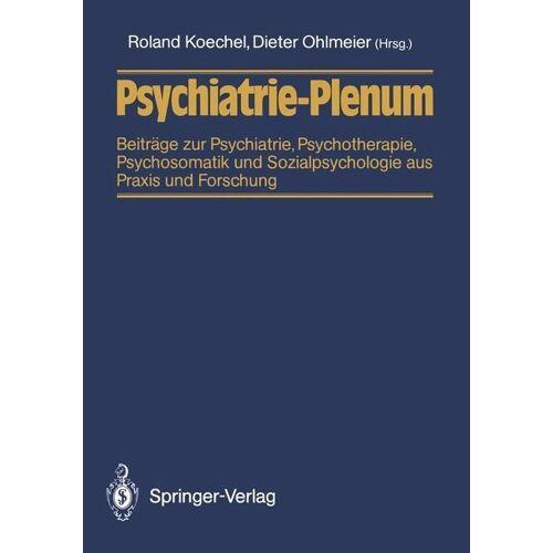 Psychiatrie-Plenum