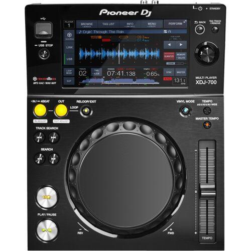 Pioneer XDJ-700 mit Touchscreen