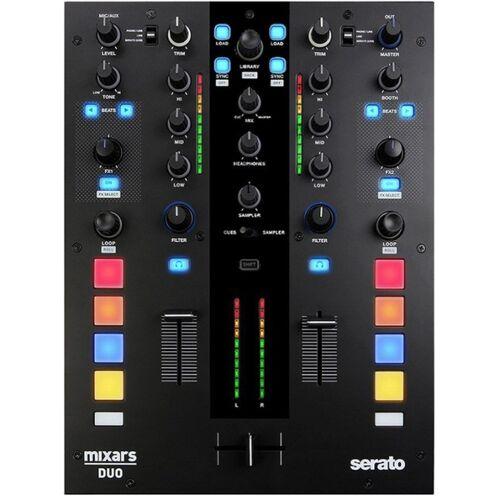 Mixars Duo MK II Serato Mixer Controller