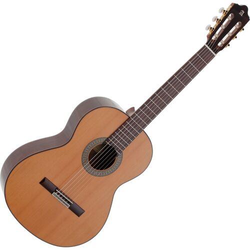 Alhambra Conservatorio 4P 4/4 Konzertgitarre inkl. Gigbag