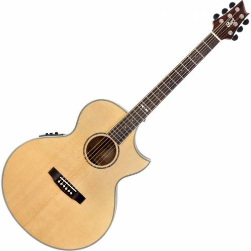 Cort NDX Baritone NS Bariton-Westerngitarre
