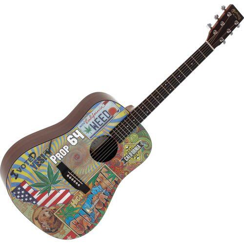 Martin Guitars DX-420 Designer Signature Westerngitarre