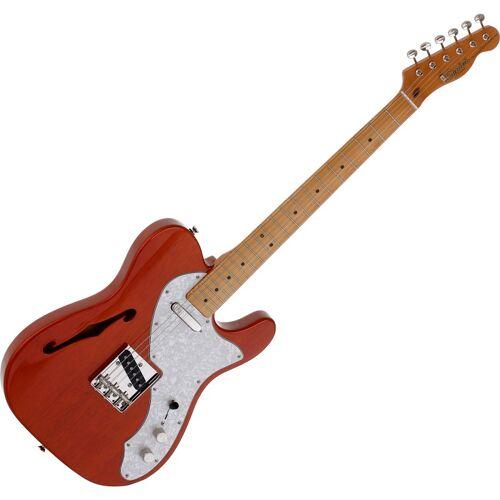 Fender Squier CV 60s Tele Thinline MN NAT E-Gitarre