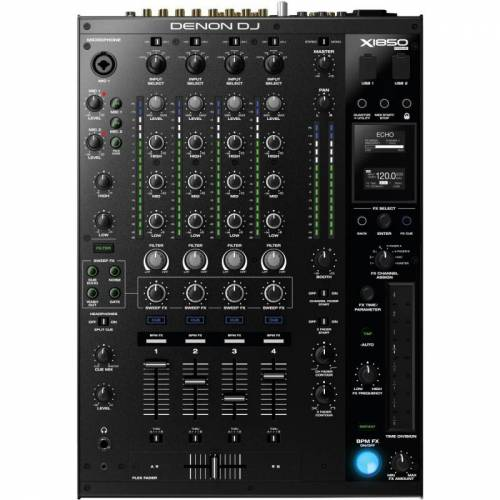 Denon DJ X1850 PRIME DJ Club Mixer