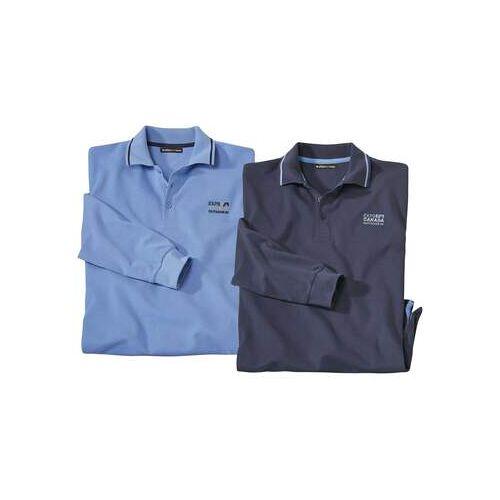 Atlas for Men 2er-Pack Poloshirts Canada Outdoor
