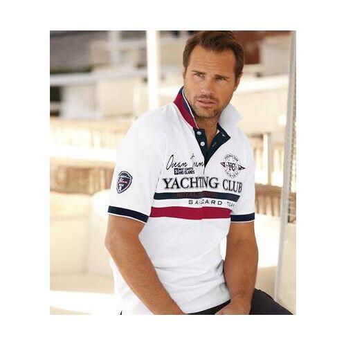 Atlas for Men Poloshirt in Piqué-Qualität 4XL  Herren