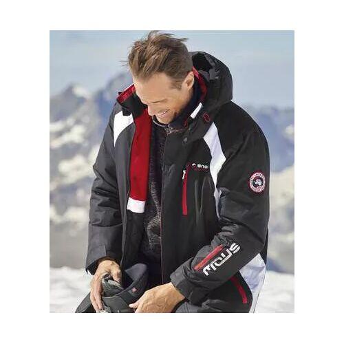 Atlas for Men Parka Ski Mountain Tech mit Kapuze