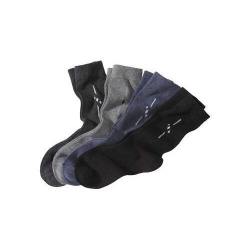 Atlas for Men 4 Paar modische Socken