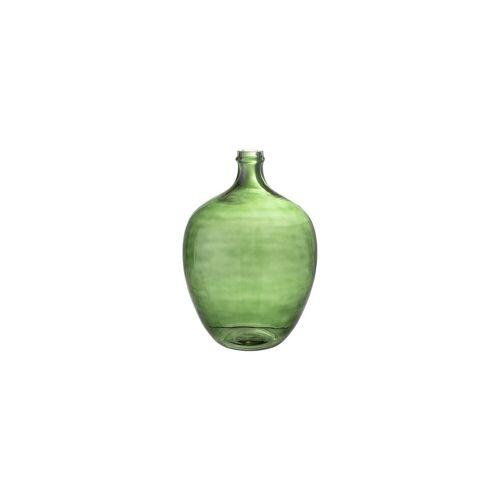 Bloomingville Grüne Lacoste-Vase