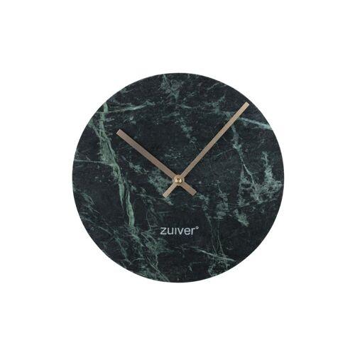 Zuiver Uhr Time aus grünem Marmor