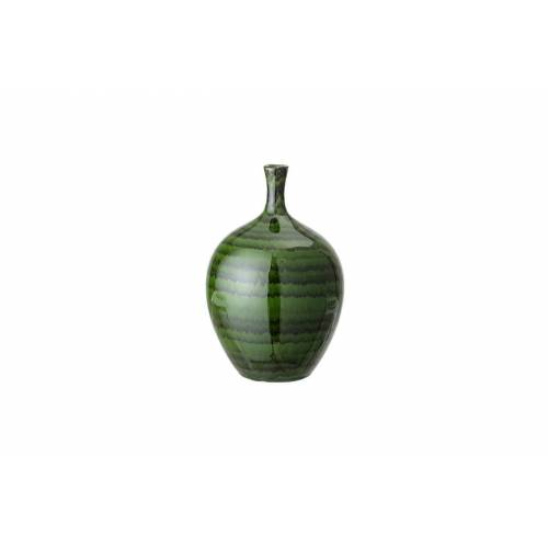 Bloomingville Vase aus grünem Stein Amazy