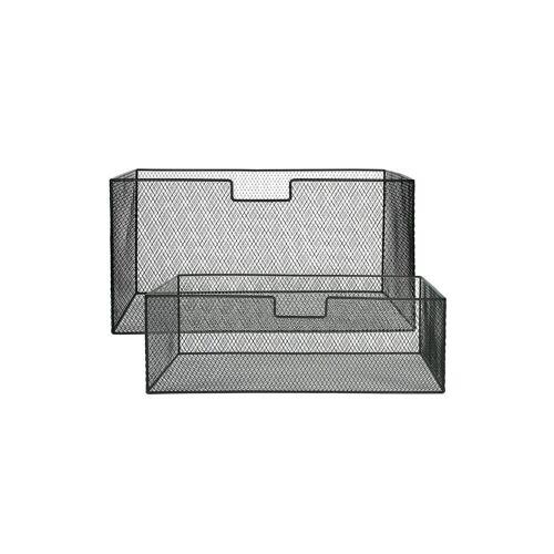 Pomax Set aus 2 großen Körben Eszential