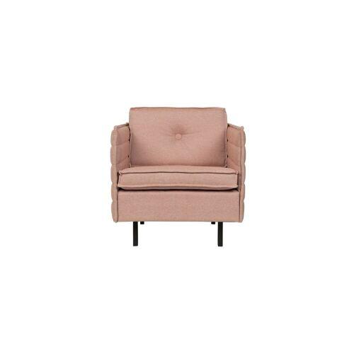 Zuiver 1-Sitzer Sofa Jaey lachsfarben