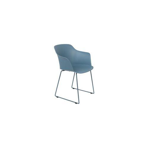 White Label Blauer Tango-Sessel