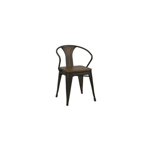 Pomax Tilo Metall Stuhl