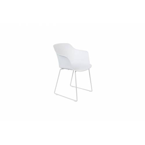 White Label Weißer Tango-Sessel