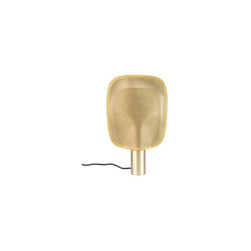 Zuiver Mai S Tischlampe aus Messing