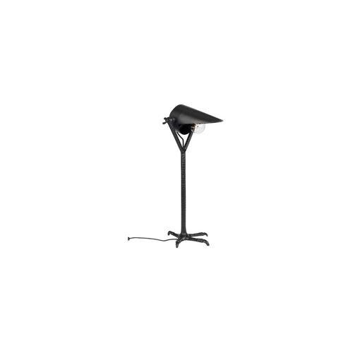 Dutch Bone Schwarze Schreibtischlampe Falcon