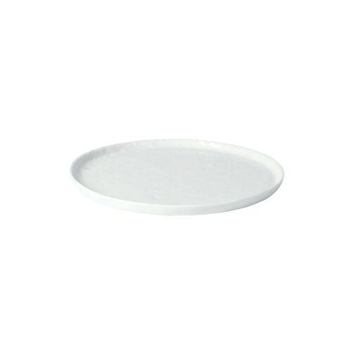 Pomax Dessertteller Porcelino White