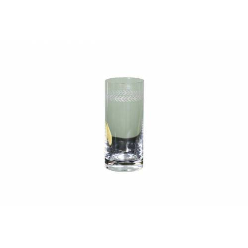 Chehoma Graviertes Laurier Long Drink Glas