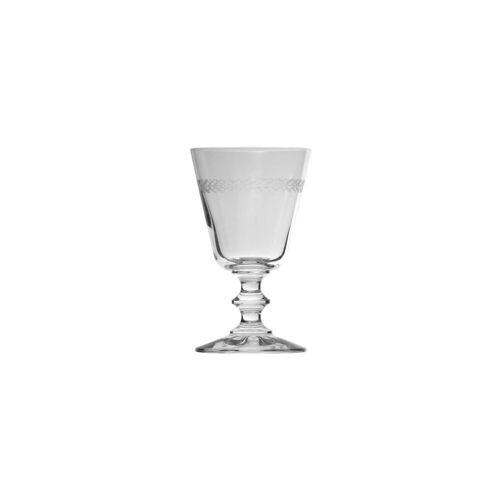 Chehoma Graviertes Laurier-Weinglas
