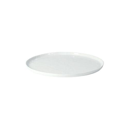 Pomax Servierteller Porcelino White