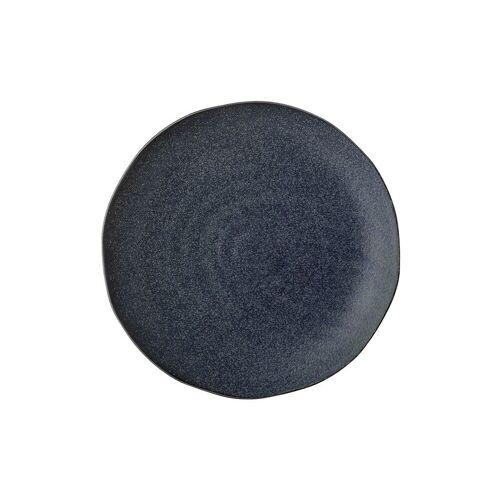 Bloomingville Teller Aura aus blauem Stein