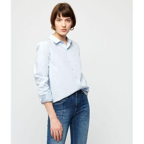 Etam Unifarbenes hemd