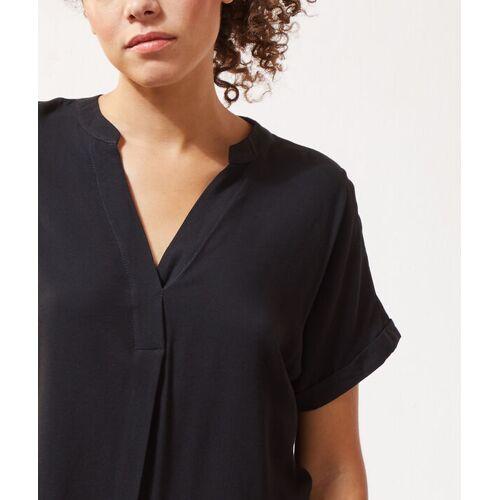 Etam Bluse mit tunesischem kragen