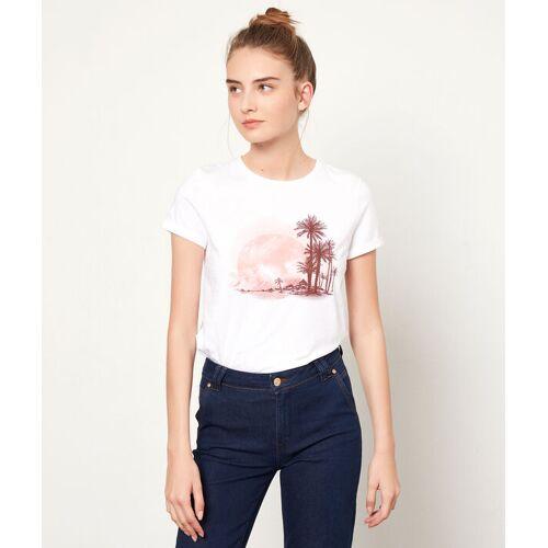 Etam T-shirt mit siebdruck