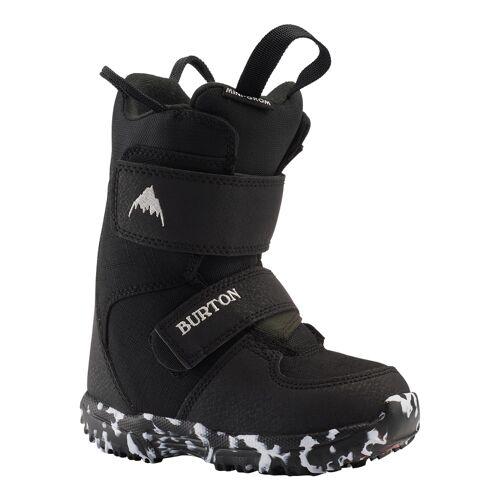 Burton Mini-Grom Snowboardboots für Kleinkinder, Black, 9C