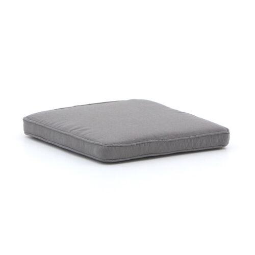 Madison Wicker Sitzkissen 35x35 cm ,  Grau