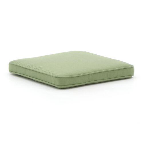 Madison Wicker Sitzkissen 42x42 cm  Grün