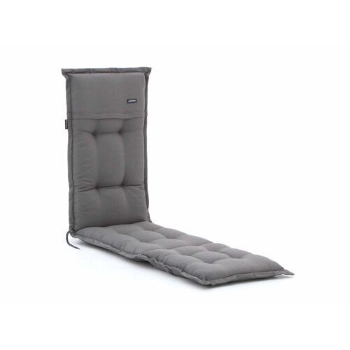 Madison Deckchair Auflage 200x50 cm  Grau