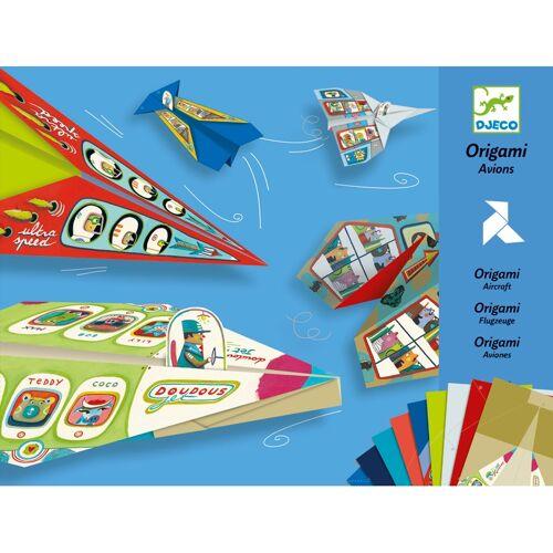 Djeco - Origami Flugzeuge