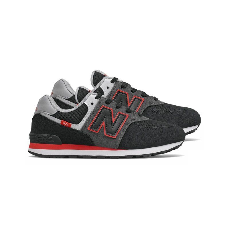 Balance Sneaker 574V1 YOUTH – BLACK in schwarz