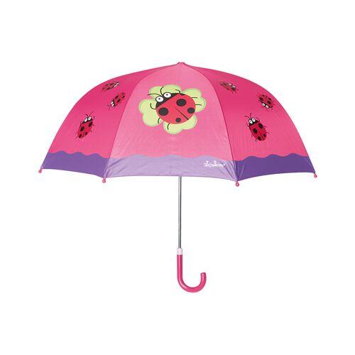 Playshoes Regenschirm GLÜCKSKÄFER in pink
