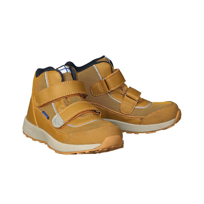 finkid Klett-Boots KULKU in golden yellow/cinnamon