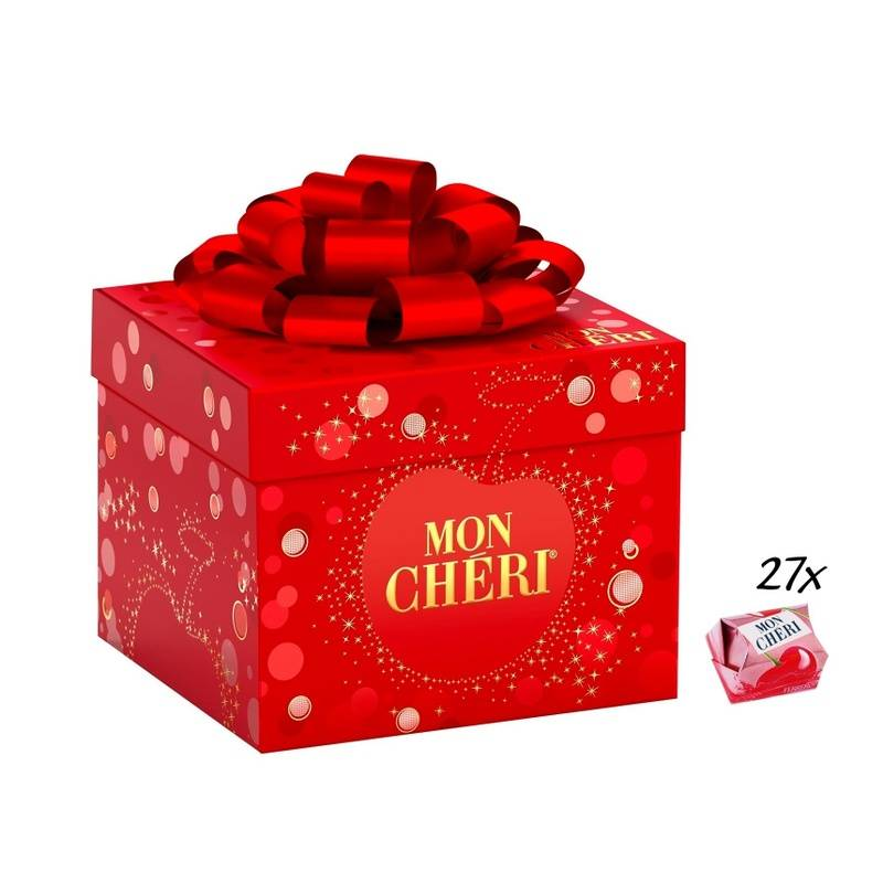 Ferrero Mon Chéri Geschenkbox (283g)