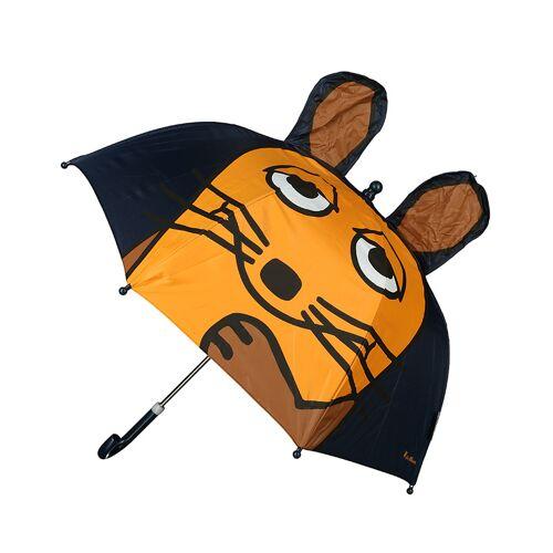 Playshoes Regenschirm DIE MAUS in dunkelblau