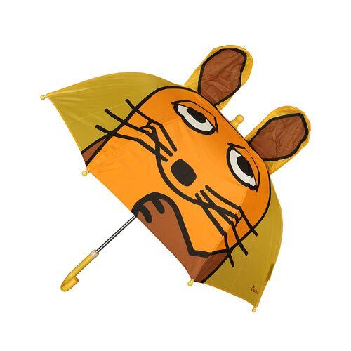 Playshoes Regenschirm DIE MAUS in gelb