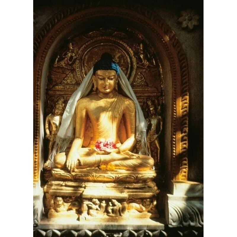 5106765 Golden Buddha
