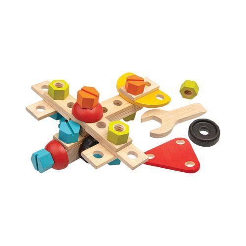Plan Toys Bauklötze WERKZEUGE in bunt