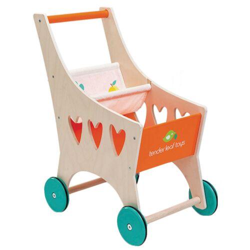 Tender Leaf Toys Einkaufswagen KLEINER EINKAUF