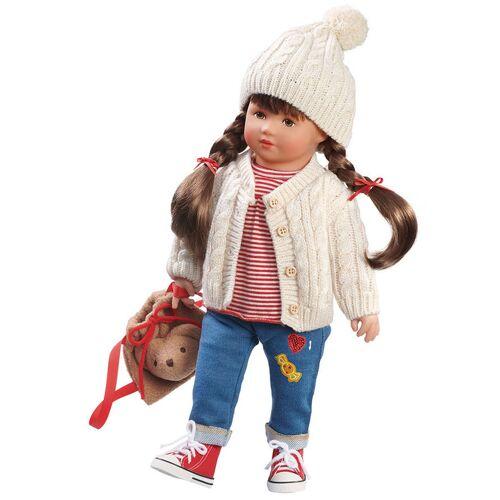 Käthe Kruse Puppe GLÜCKSKIND ARIANNA (39 cm)