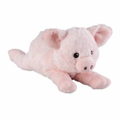 Warmies® Wärmestofftier MINIS FERKEL mit Hirse/Lavendel in rosa