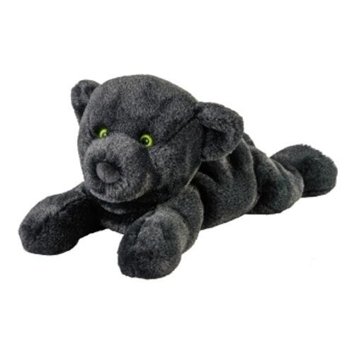 Warmies® Wärmestofftier PANTHER mit Hirse/Lavendel in schwarz