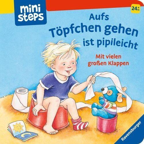 Ravensburger Verlag Aufs Töpfchen gehen ist pipileicht