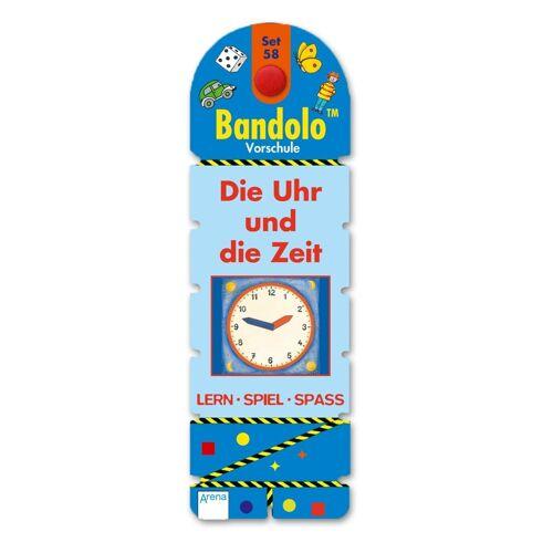 ARENA Bandolo (Spiele): 58 Die Uhr und die Zeit (Kinderspiel)
