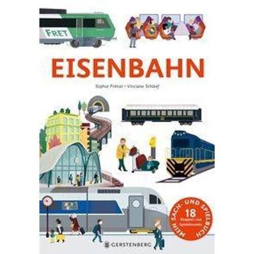 Gerstenberg Verlag Eisenbahn